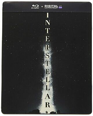 Interstellar Édition Limitée SteelBook Blu-ray Fantastique Science Fiction Film