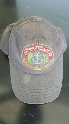Anchor Steam Brewing Baseball Cap 20+ years old