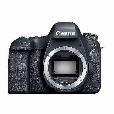 Canon EOS 6D Mark II Body Only w/64GB SDXC Card *NEW* *IN STOCK*