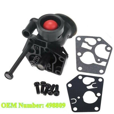 Replace Carb Carburettor fit Briggs /& Stratton Sprint Classic Engines B/&S 498809