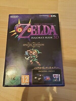 The legend of zelda majora's mask 3D Collector