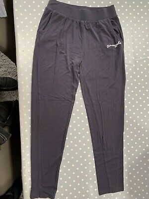 Pineapple Dance Girls age 11-12 years Dark Grey joggers / track suit bottoms