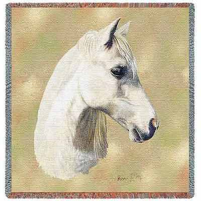 Lap Square Blanket - Welsh Pony by Robert May 2365