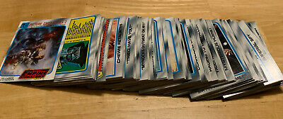 Topps Picture Card Series 2 1980 Star Wars The Empire Strikes Back Set Series