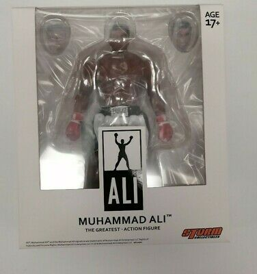 Muhammad Ali - Storm Collectibles - 6 Inch Action Figure