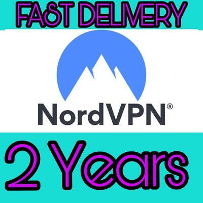 NordVPN ACCOUNT PREMIUM 2 YEARS 🔥 NORD VPN | FAST DELIVERY 🔥 WITH WARRANTY 🔥