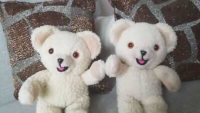 Vintage 1986  Snuggle Two Russ Berries In Good Vintage Condition
