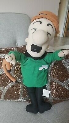 Mr Magoo Plush Stuffed Doll Toy 2002 With Tags 45 CM