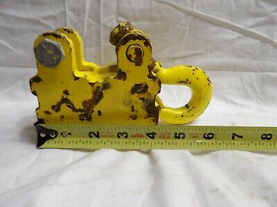 One Ton Rigging Lifting Attachment Clamp