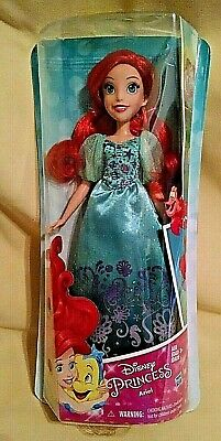 Disney Princess Comfy Squad Ariel Fashion Doll Brand New *