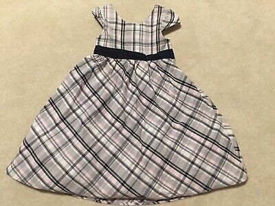 Gymboree girls lawn party dress size 12-18 mos nwt