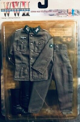 DRAGON 1//6 SCALE M-36 Field Uniform Private 1st Class NEW on card
