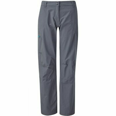 RAB Womens Pear Green Solitude Outdoor Walking Pants Trousers UK 12 BNWT
