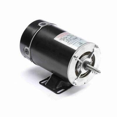 BN37V1 3450//1725 Nameplate RPM 1//8 HP Spa and Pool Pump Motor 115 Voltage Century 1 48Y Frame