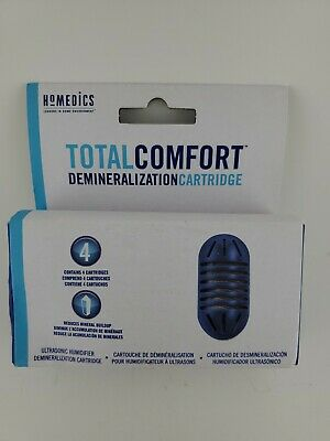 HoMedics® 4 Pack Demineralization Humidifier Replacement Cartridges