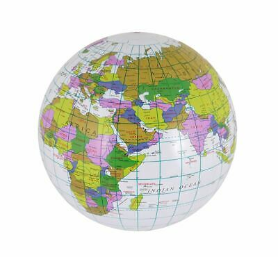 Inflatable Globe Map Ball 40cm