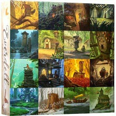 Collector/'s Edition Ed. Italiana Asmodee STR8192 Everdell