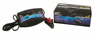 12v  Automatic Trickle  Battery Charger  Car Van Mower  Motorcycle Mower