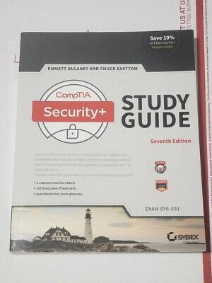 CompTIA Security+ Study Guide Exam SY0-501