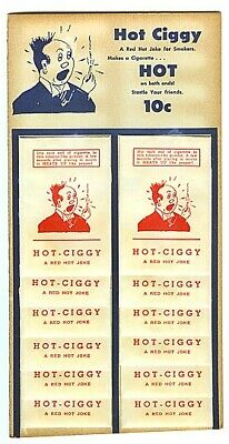 Vintage 1960 NOS Mechanical M 18 #1498 Magic Paddle Dime Store Trick Gag In Box