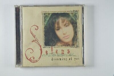 SELENA Dreaming of You LATIN CD VG