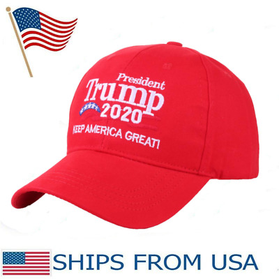 Donald Trump 2020 Keep Make America Great Cap President Election Hat Red USA