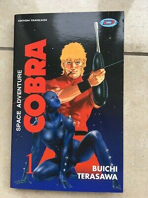 NEUF SOUS BLISTER COBRA THE SPACE PIRATE TOME 1 A 5 PAR BUICHI TERASAWA
