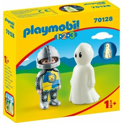 2 X Magic Blitz Yellow Clear Playmobil To Flashes Magician Wizard With Ghost