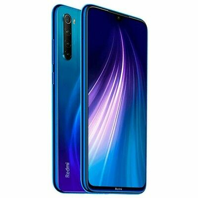 Xiaomi Redmi Note 8 Unlocked 64GB 4GB RAM Dual Sim 4G Smartphone -Global Version