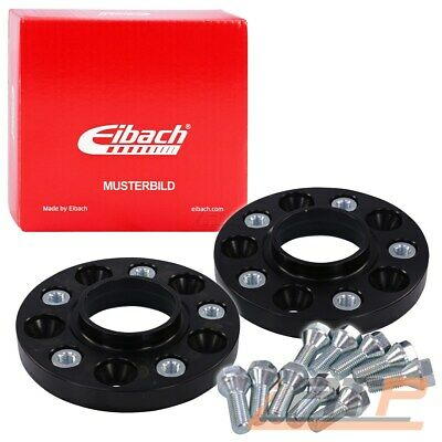 SIMONI RACING WHEEL SPACERS KIT 2x20mm WITH BOLTS from 2010 onwards AUDI A1