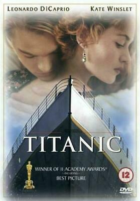 Titanic DVD (2003) Leonardo DiCaprio, Cameron NEW UNSEALED FREE UK POST LQQK