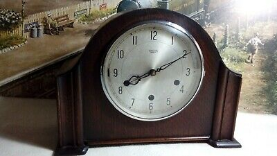 Westminster clock in excellent restored serviced working condition