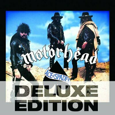 Motorhead - Ace of Spades (Expanded Edition) - Motorhead CD RUVG The Fast Free