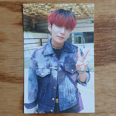 Jong Ho Official Photocard Ateez 5th Mini Album