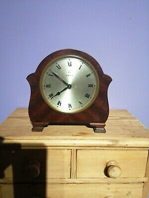 Vintage HAC Mantle Clock
