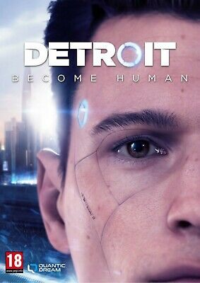 Video Game  Detroit Become Human Kara Silk Poster 24 X 14 inch Wallpaper