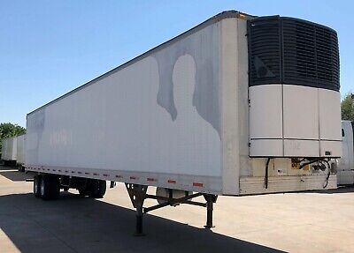53' Refrigerated Trailer 2001 Works Perfectly