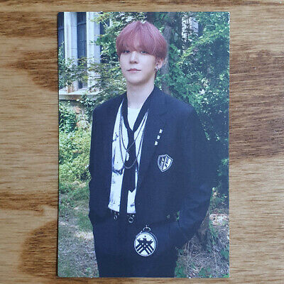 Yun Ho Official Photocard Ateez 5th Mini Album