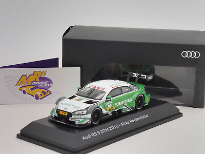 Audi Sport RS 5 DTM Mike Rockenfeller DTM Dream Race Fuji 2019 1:43 Spark SG 454