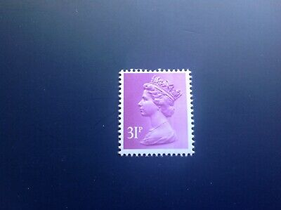 GB sg X919 Machin Definitive 31p purple (2b) - U/M CAT £15
