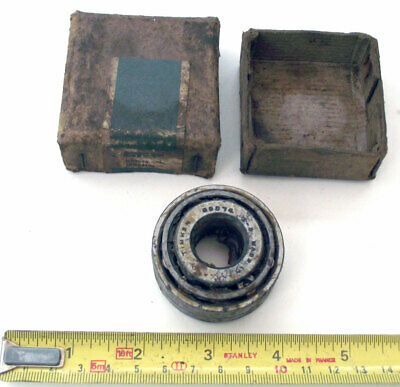 TIMKEN Tapered Roller Bearing Marked 09196 and 00074 3-8