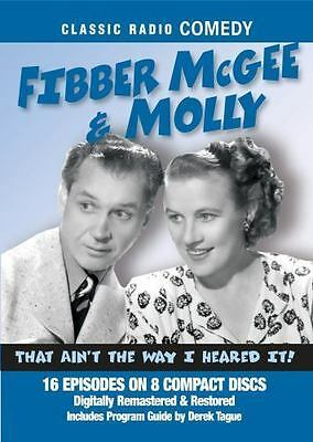 Fibber McGee & Molly [Old Time Radio]