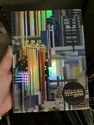 NCT 127 4th Mini Album WE ARE SUPERHUMAN CD+P.Book+P.Card+Circle Card READ DESCR