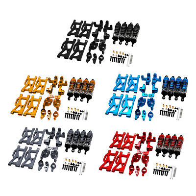 1//14 Metal Steering Column Set Upgrade Parts for WLtoys 144001 RC Car Buggy
