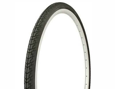 NEW ORIGINAL BICYCLET IRE DURO 24 X 1.95 BLACK//BLACK SIDE WALL IN HF-822 THREAD