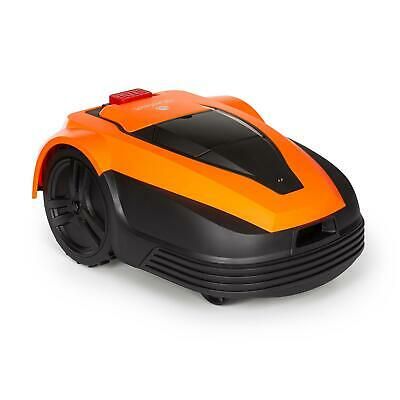 Blumfeldt Garden Hero Robot tondeuse sans fil batterie 180mn orange