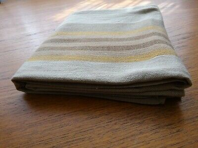 """Vintage Horrockses (Barker) Finland Rectangle Tablecloth / Throw /Bed, 88"""" x 50"""""""