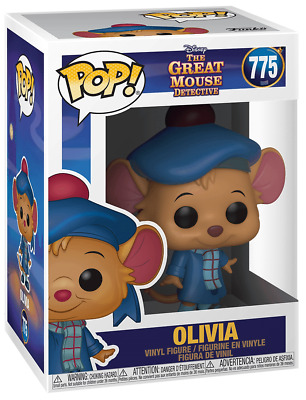 The Great Mouse Detective - Olivia #775 Pop! Vinyl