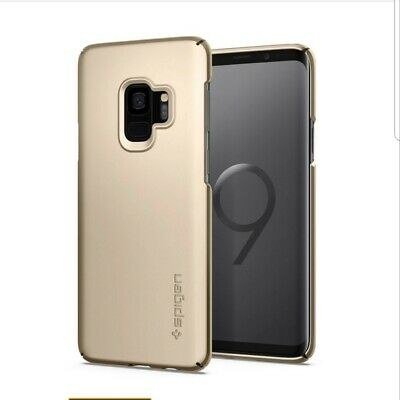 Spigen® [Thin Fit] Slim Protective Case Cover For Galaxy S9