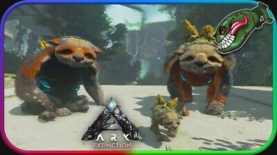 Ark Survival Ps4 Pve Gacha Organic Polymer Couple Male And Famele 7 00 Picclick Survival evolved, you'll find yourself coming across quite a bit of polymer. picclick